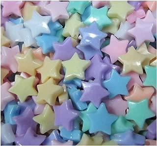 plastic star bracelet