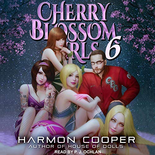 Couverture de Cherry Blossom Girls 6