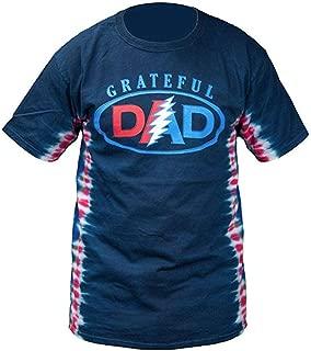 Grateful Dead Dad Tie Dye T-Shirt