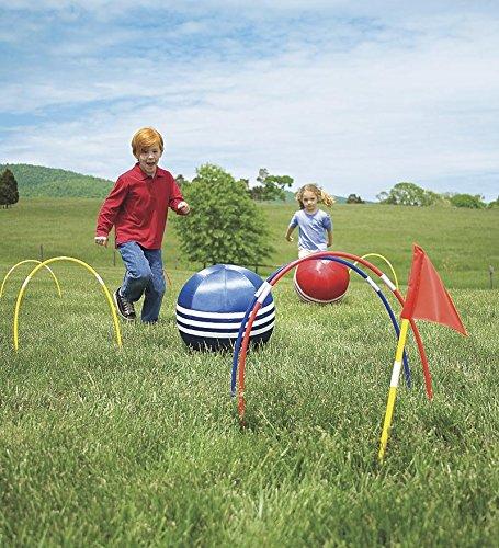 Kick Croquet Outdoor Game