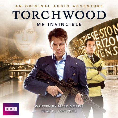 Torchwood: Mr Invincible cover art