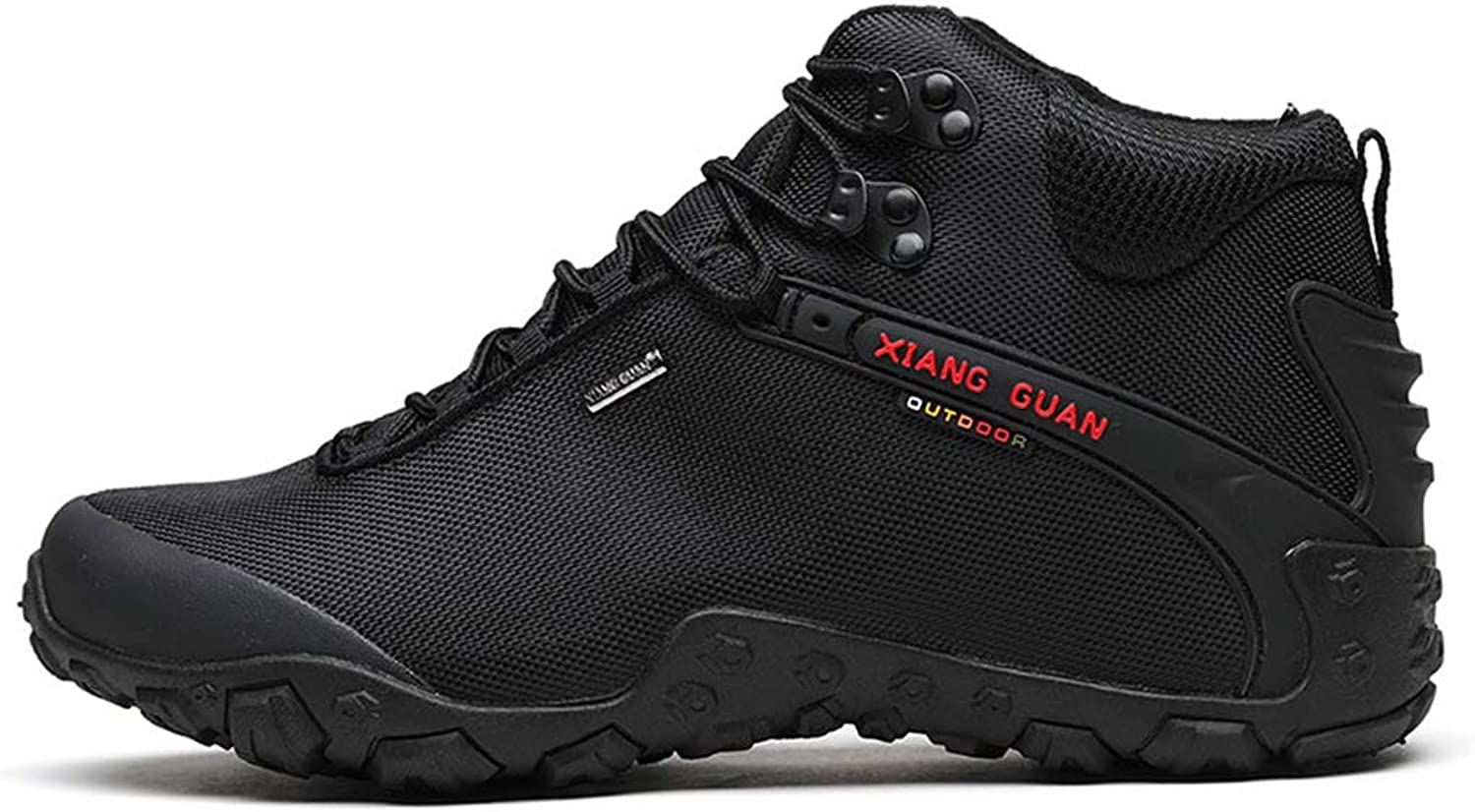 Man Hiking shoes Waterproof Sport Climbing Walking Sneaker Trekking Boot