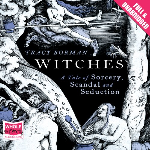 Couverture de Witches
