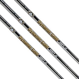 True Temper Dynamic Gold 120 Tour Issue Shafts - S400 or X100 Flex - .355 Tip
