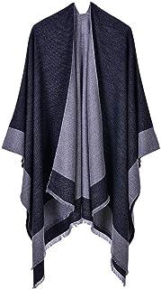 9ba9735608d Bufanda para mujer, mantón para el abrigo, calle cálida, bufanda para damas,