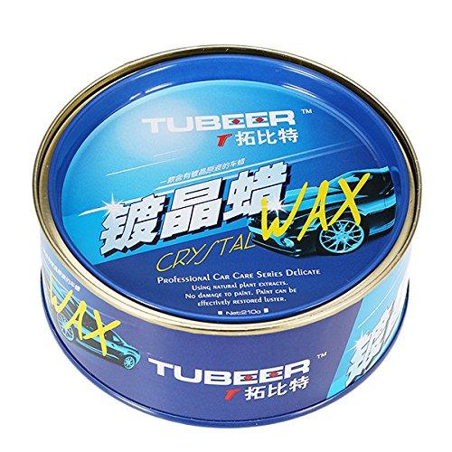 GOZAR Auto Wax Plating Crystal Glossy Wax Layer Bedek De Auto Verf Oppervlak Waterdichte Film
