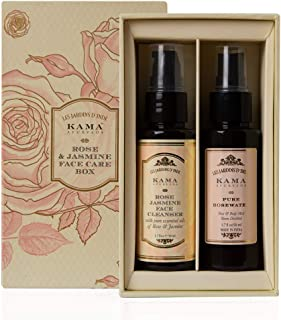 Rose And Jasmine Face Care Box