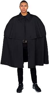 Costume Agent Victorian Era Sherlock Detective Cloak Cape Coat