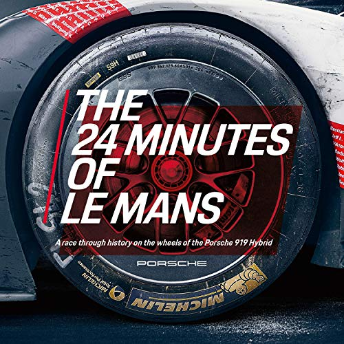 The 24 Minutes of Le Mans cover art