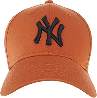 New Era League Essential 39Thirty Neyyan Carblk Unisex Şapka Ve Bere, Kırmızı (Kırmızı 1), L (Üretici Ölçüsü: Ml)