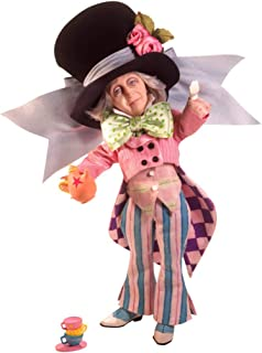Barbie Collector Pop Culture Collection 2007 SILVER LABEL - Alice in Wonderland - MAD HATTER Doll