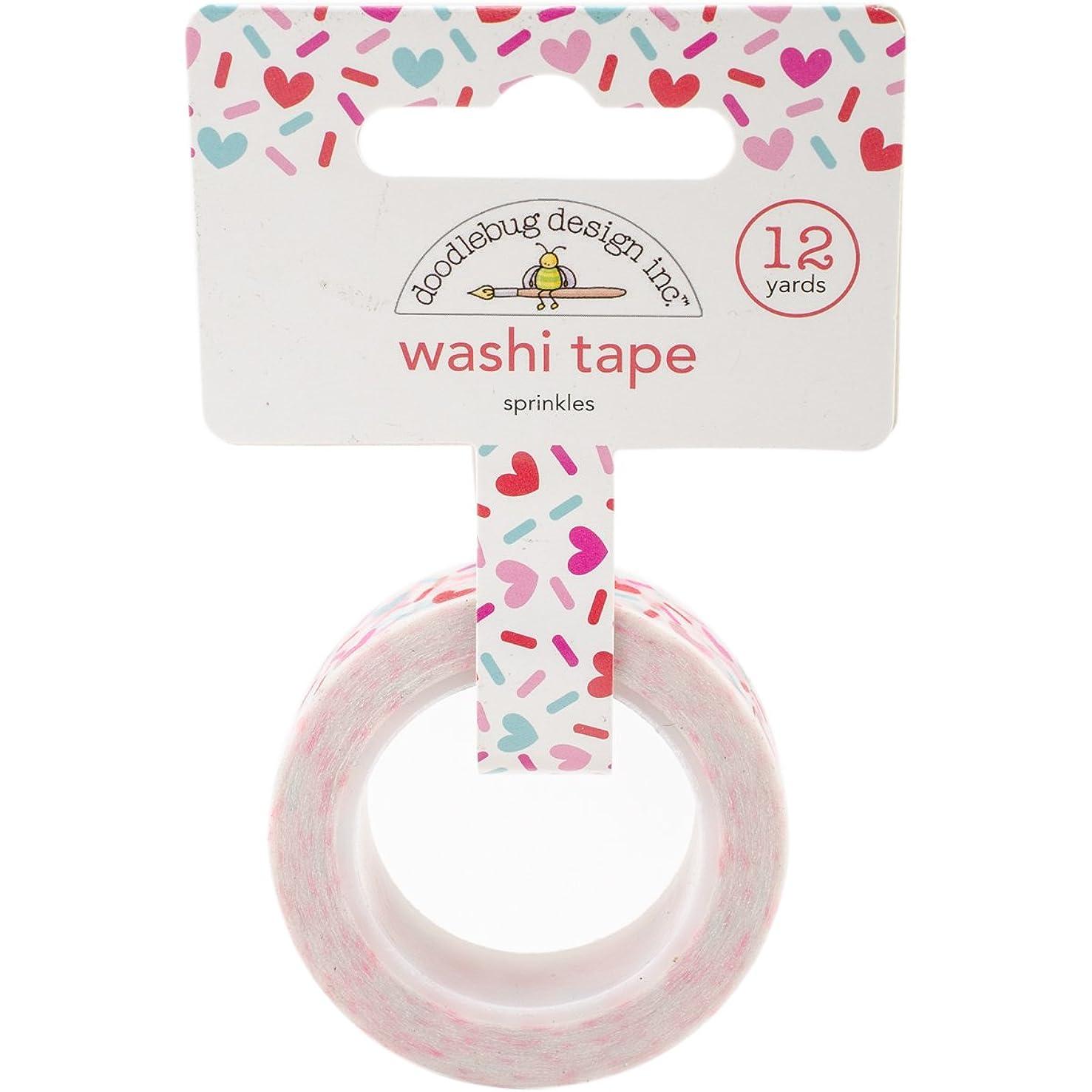 Doodlebug Designs Sprinkles Washi Tape