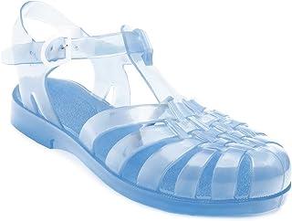 Sandalias de Goma Unisex para Mujeres, Hombres y niños - Sandalias de plástico para Piscina y Playa - AM188 EU 32 a EU 48