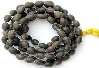 108 Petal Lotus Seed Kamal Gatta Mala Lotus Seed Mala 108 Beads Godess laxmi
