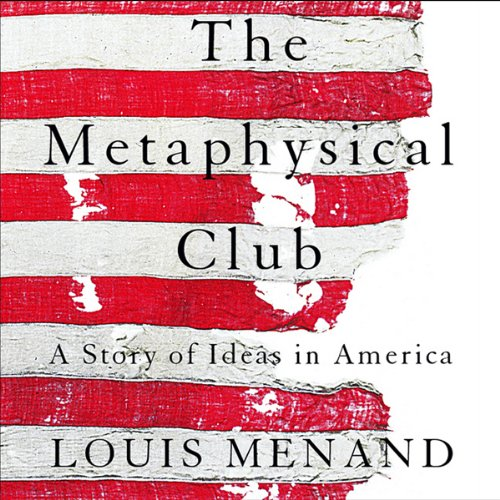 The Metaphysical Club audiobook cover art