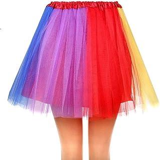 ca429e923 Amazon.es: Arco Iris - Faldas / Mujer: Ropa