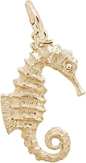 Best gold seahorse charm Reviews