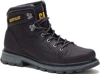 CAT CATERPILLAR Printers Alley P723782 en Cuir Chaussures Bottes pour Hommes noir P723782-40