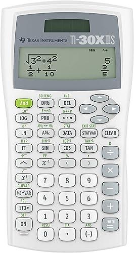 Scientific Calculator, White - New