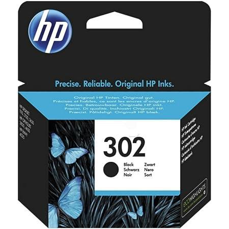Hp Original Hp Hewlett Packard Deskjet 1110 302 F6u66ae 301 Tintenpatrone Schwarz 190 Seiten 3 5ml Bürobedarf Schreibwaren