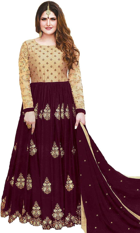Ziya Indian Pakistani Ethnic wear Salwar Kameez for Women Zareen