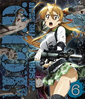 学園黙示録 HIGHSCHOOL OF THE DEAD 6(Blu-ray Disc)