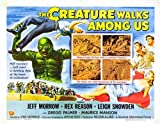 Creature Walks Among Us Poster 04 Photo A4 10x8 Poster Print
