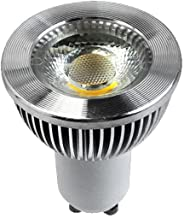 Azoogi LED Lighting GU001 LED Globe GU10 8W - Warm White 60° Dimmable