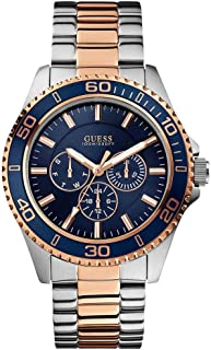 Guess for Men - Analog Stainless Steel Band Watch - U0172G3