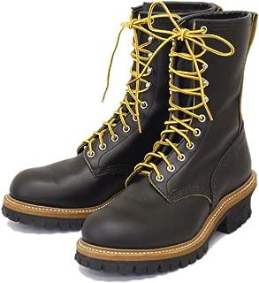 [レッドウィング] 9210 9inch Logger Boots (9インチロガーブーツ) ブラッククロンダイク