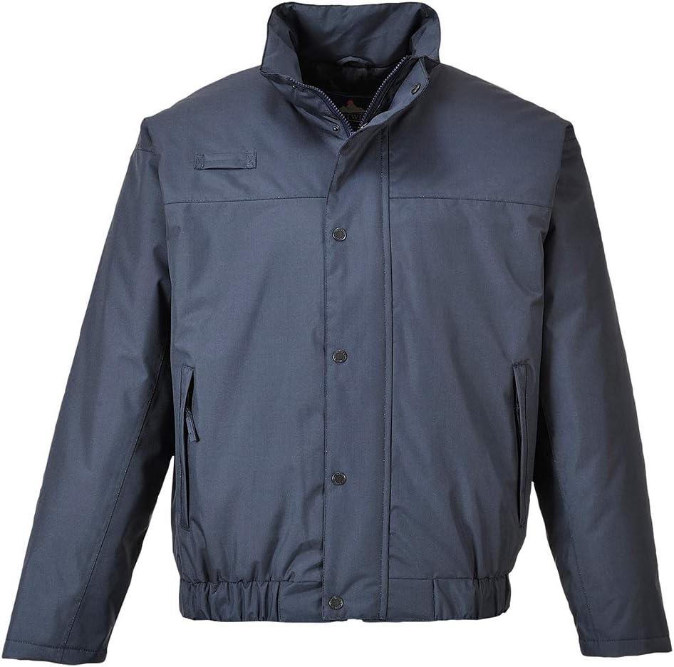 Limited time cheap sale Portwest US533NARXL Regular Fit Bomber X-Large Falkirk Factory outlet Jacket