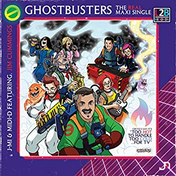 Ghostbusters (The Real Maxi Single)