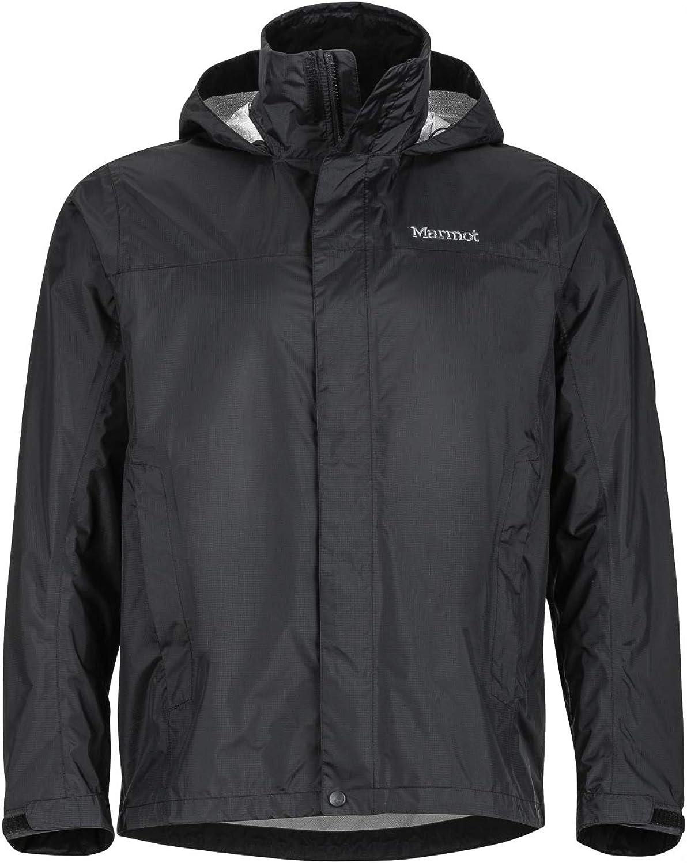 Marmot PreCip Jacket Men Tall schwarz Gre XL 2018 Funktionsjacke
