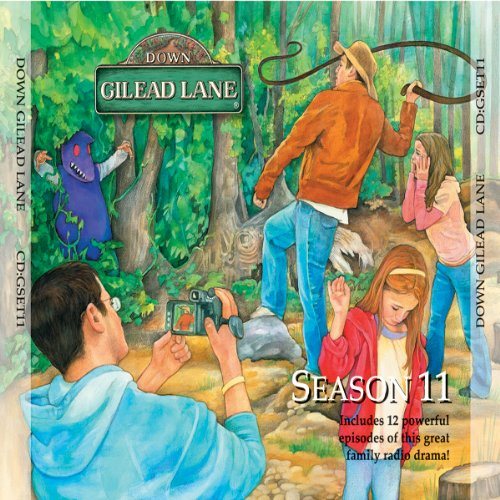 Down Gilead Lane, Season 11 audiobook cover art