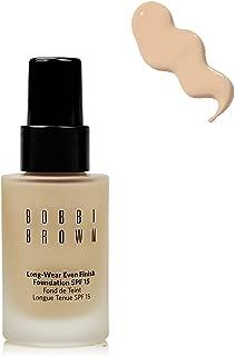 Bobbi Brown Long Wear Even Finish Foundation SPF 15 # 2.5 Warm Sand 30ml/1oz