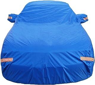 DUWEN Kompatibel mit Chevrolet Corvette C6 Coupe Car Cover Car Plane Allwetter Breath volle Auto-Abdeckung Outdoor Staubabdeckung UV Regenschutz Sonnenschutz Kratzer best/ändig Windsicher