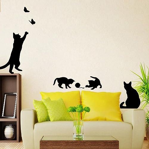 . Cat Bedroom Decor  Amazon com
