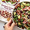 Salad Pizazz! Dried Strawberry Flavored Cranberries & Honey Roasted Pecans, Walnuts & Almonds Salad Topper - 3.75 Ounce (Pack of 12) #3