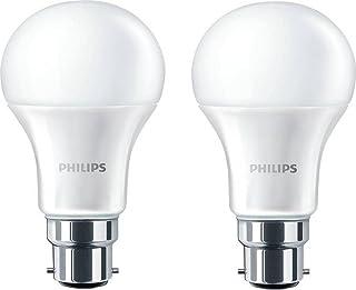Philips Base B22 14-Watt LED Bulb (Golden Yellow,Pack of 2)