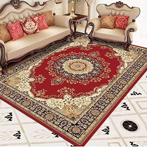 A-carpet Sxf Carpet - Wohnzimmergarnitur Im Europäischen Stil - Sofa Couchtisch - Fashion Bedroom Entry Mat,A,120 * 160cm