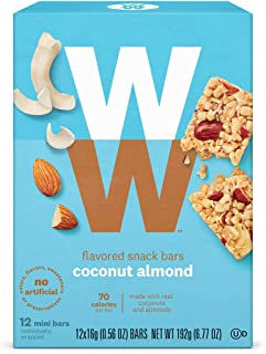 WW Coconut Almond Mini Bar