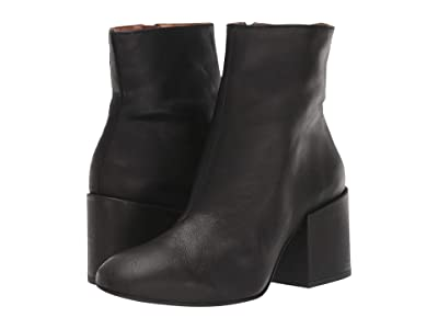Free People Nicola Heel Boot (Black 2) Women
