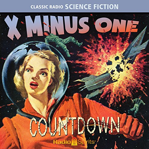X Minus One: Countdown audiobook cover art