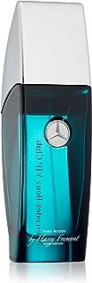 Mercedes Benz   VIP Club Pure Woody   Eau de Toilette   Spray for Men   Woody Fresh Scent   3.4 oz