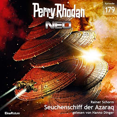 Seuchenschiff der Azaraq audiobook cover art