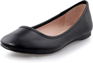 Womens Ballet Flat Shoes Ladies Flats Anti-Slip Flat Shoes