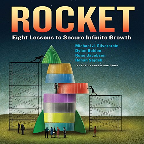 Rocket audiobook cover art