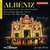 Albeniz: Klavierkonzert 1, Op.78 / Suite Espagnola /+