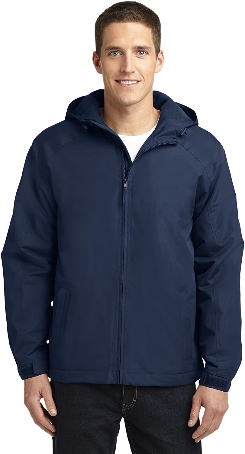 Port Authority Men's Hooded Charger Jacket