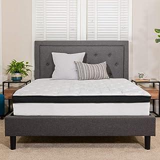 Flash Furniture Capri Comfortable Sleep 12 Inch Memory...